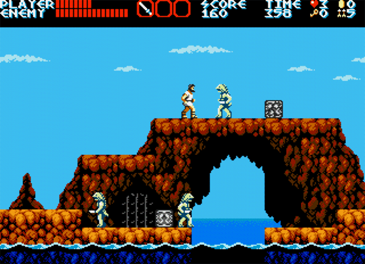 The Curse of Issyos screenshots