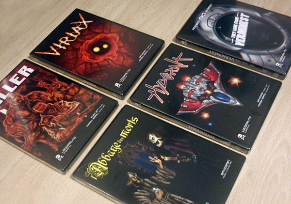 My first edition of physical games