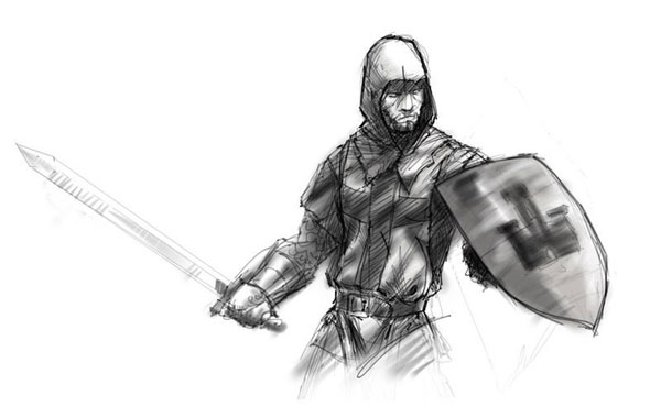 Don Ramiro illustration