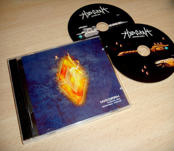 Hydorah Original and Arranged album, with covers by various artists around the world