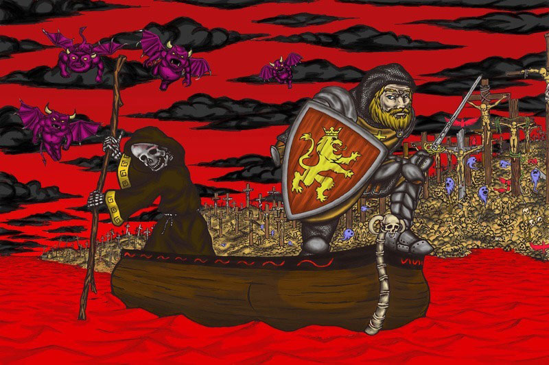 A great fan art illustration