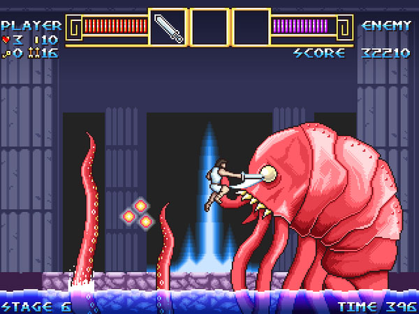 The Curse of Issyos reimagined by @ScepterDPinoy as a Wii game
