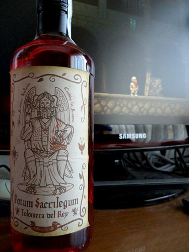 An special price for a contest at a friend blog