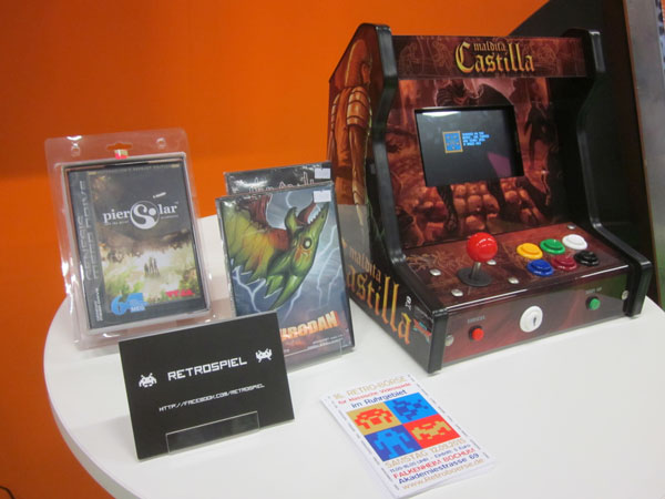 Some of my games showcased at GamesCon 2015 thanks to @octopusjig