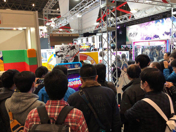 Super Hydorah AC, the arcade version of Hydorah, was presented at JAEPO 2018 by @exaarcadia