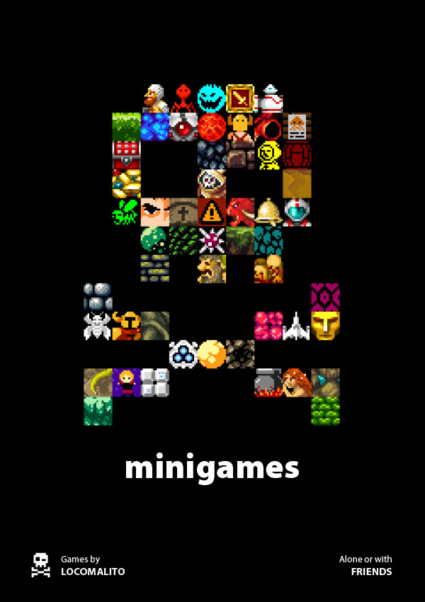 Minigames poster