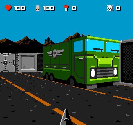 8Bit Killer screenshots
